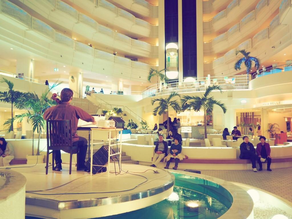 ANAインターコンチネンタルホテル